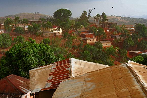 Stotisícový Foumban, nejturističtější město Kamerunu