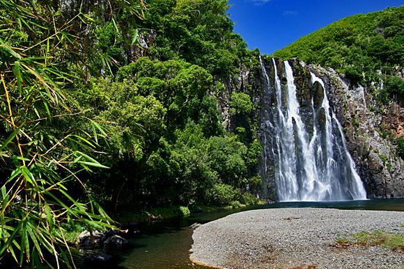 Niagarské vodopády, Réunion