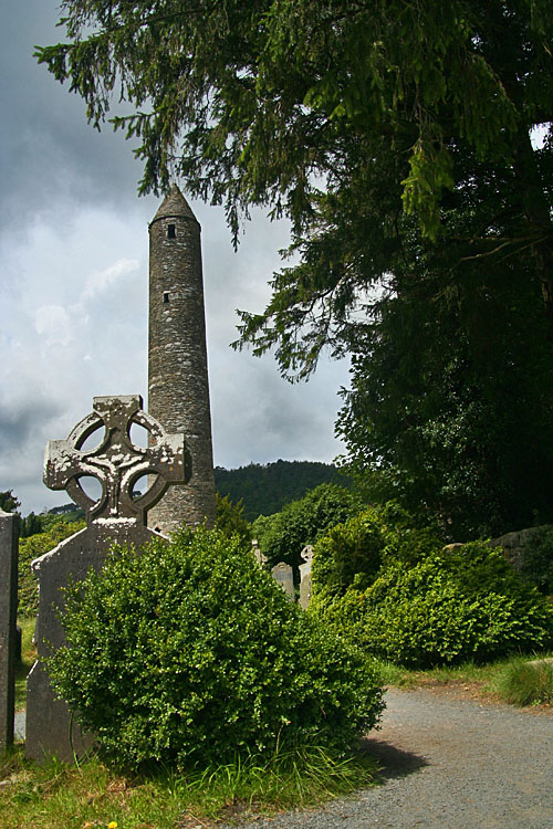Glendalough, Wicklow, Irsko