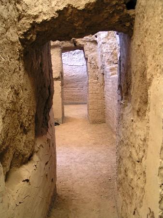 Mari - zhruba 5500 roků staré město u syrsko-iráckých hranic
