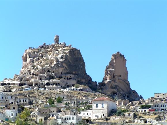 Ucisar v Kapadocii