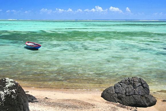 Mauricius, jižní pobřeží